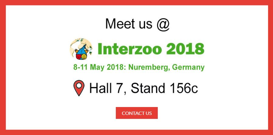 Interzoo 2018 - Beddies exhibiting in Hall 7 at Stand 156c